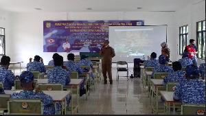 Ratusan Kader Bela Negara Dibentuk Bakesbangpol Banda Aceh