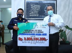 Banda Aceh Terima Deviden BAS Rp 3,9 M Hasil 2019, Begini Respon Wali Kota Aminullah Usman