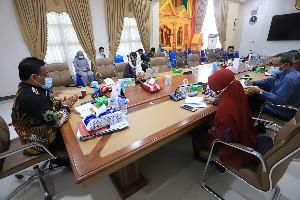 Aminullah Usman Akan Wujudkan Probalita Sehat Banda Aceh