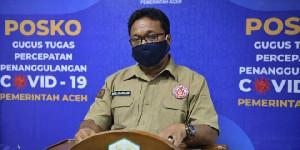 130 Penderita Covid-19 Aceh Sembuh, Paling Banyak Aceh Besar