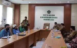 Kemenag Aceh Gelar Try Out Kompetisi Sains Madrasah Online