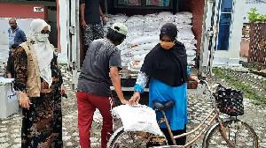 Bantuan Sosial Beras Tahap Tiga Mulai Disalurkan di Banda Aceh
