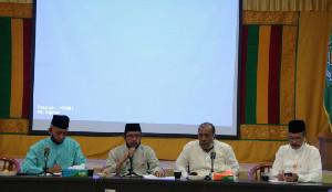 Jelang Peringati Hari Santri, Kemenag Aceh Koordinasi dengan Bupati Bireuen