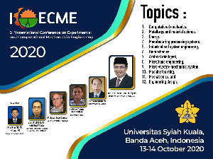 Fakultas Teknik Unsyiah Gelar Konferensi Internasional ICECME