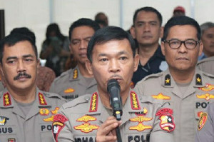 Kapolri Mutasi 229 Perwira Menengah dan Perwira Tinggi