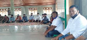 Menteri KPA, Gagas Pertemuan Masyarakat Untuk Pendirian Sekolah SMK 1Makmur