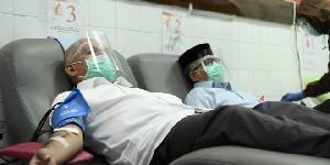5.091 Kantong Darah Sudah Terkumpul dari ASN Pemerintah Aceh