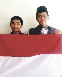 Wakili Indonesia, Dua Siswa Aceh Boyong Medali Perunggu Pada I-FEST 2020