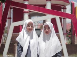 Prestasi Lagi, Dua Siswa Aceh Boyong Medali Perak pada Kompetisi Internasional Macau