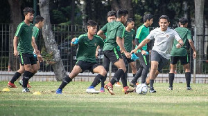 Ini 22 Pemain Timnas Indonesia U-16 ke UEA