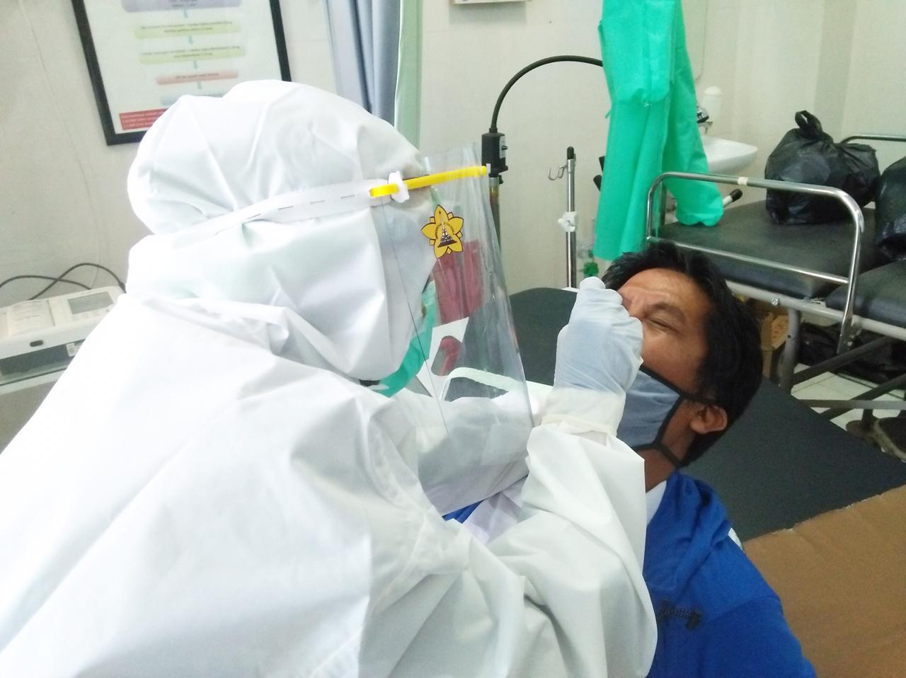 Positif Corona Tambah 4.056 Kasus, Mari Disiplin Pakai Masker dan Jaga Jarak