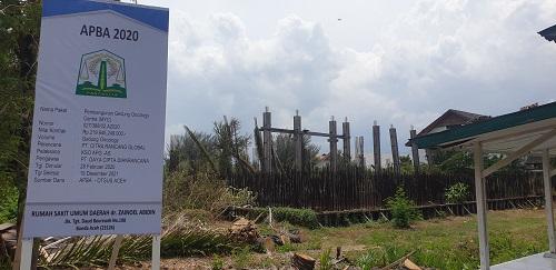 DPRA 'Bongkar'  Tender Proyek Gedung  Oncology, yang  Kalah Tender   Dipanggil