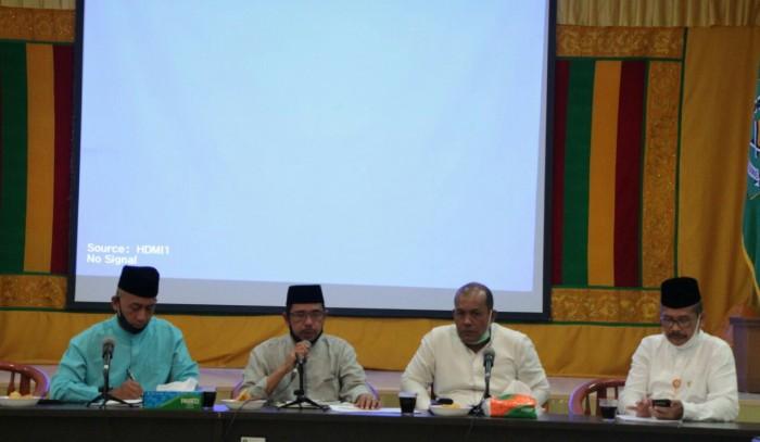 Jelang Peringati Hari Santri, Lintas Sektor di Aceh Gelar Rapat Bersama