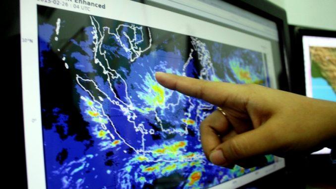 Cuaca Ekstrem, BMKG: Aceh Tidak Ada Pengaruh La Lina