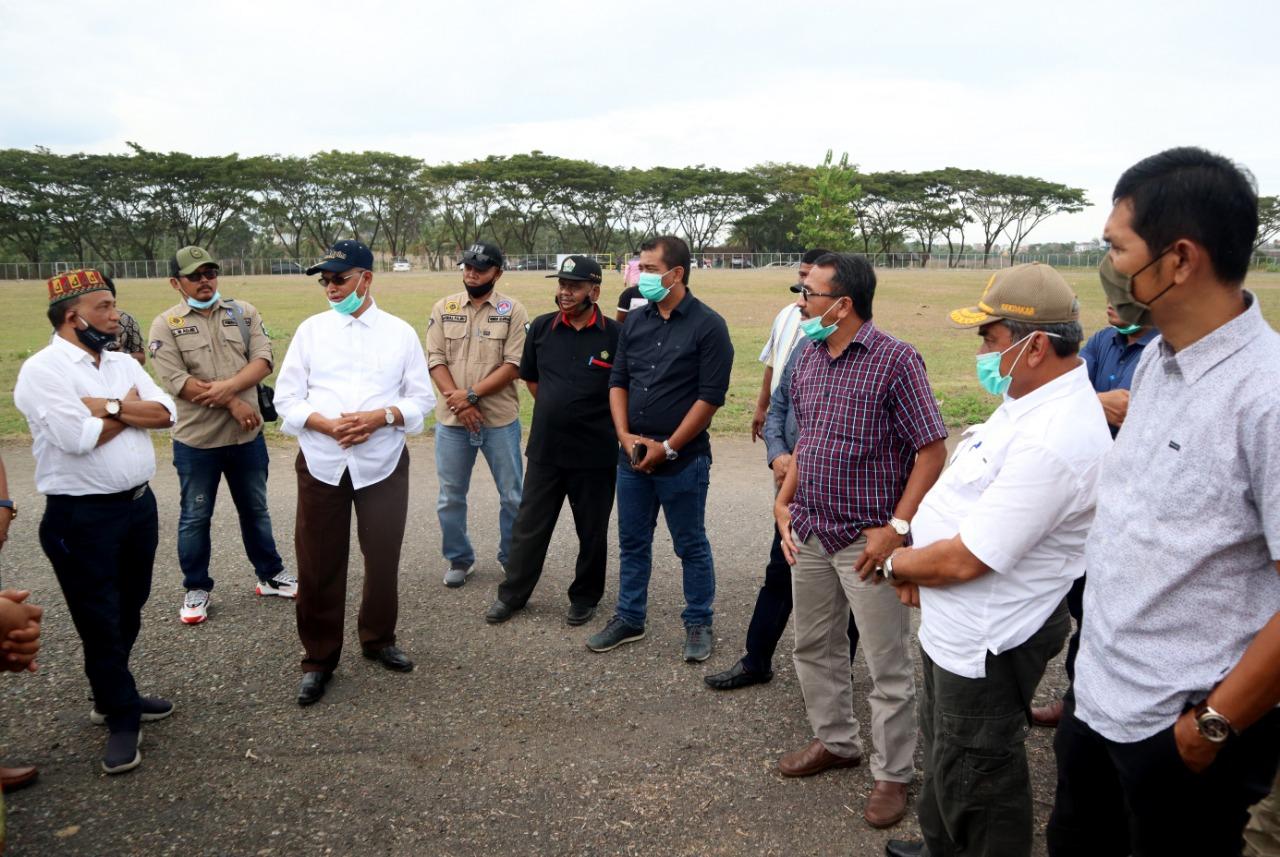 Bireuen Siapkan 36 Hektar Lahan Untuk PON Aceh