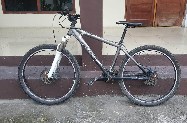 Mencuri Sepeda Gunung Seorang Remaja Diamankan Ke Mapolres Aceh Tengah