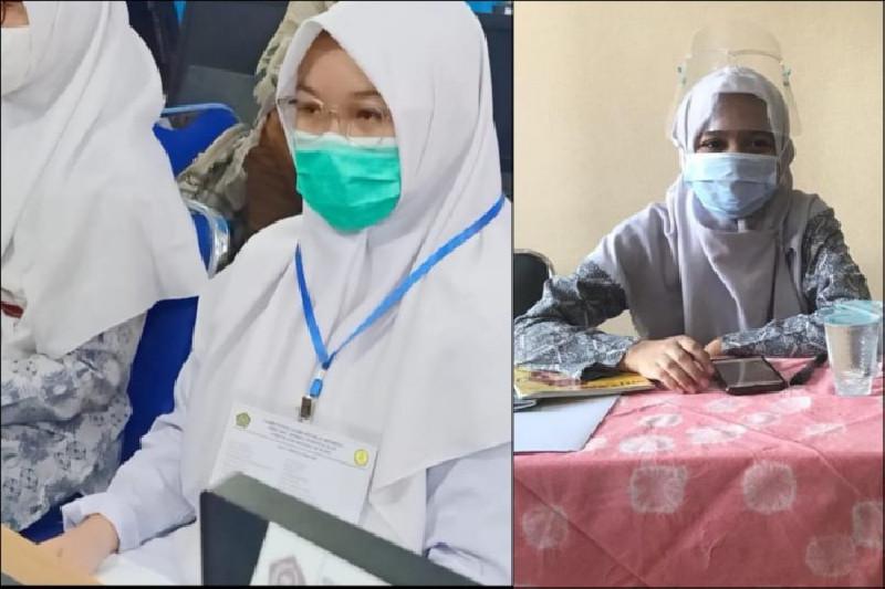 Dua Siswa MTsN Model Banda Aceh Menjuarai KSMO Tingkat Provinsi
