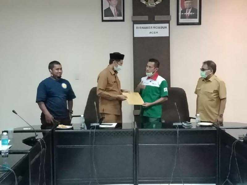 ASPEK Indonesia-Aceh Minta Tindak Tegas Perusahaan Langgar Norma Kerja