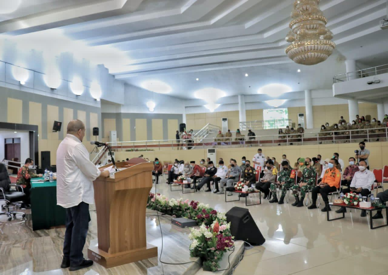 Banyak Petahana di Pilkada Sulut, Ketua DPD Tekankan Kerukunan Warga