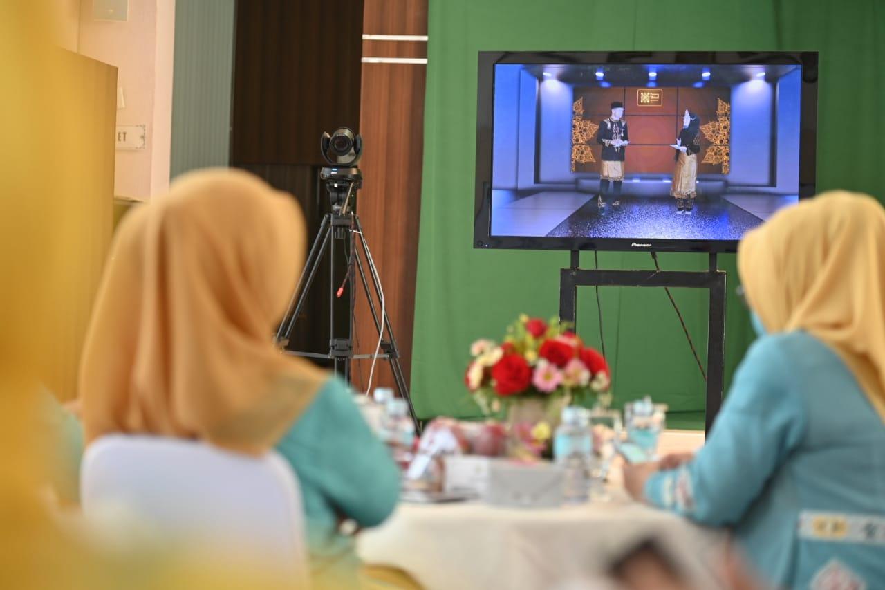 Pesan Hj. Wury Ma'ruf Amin untuk Dekranasda Aceh