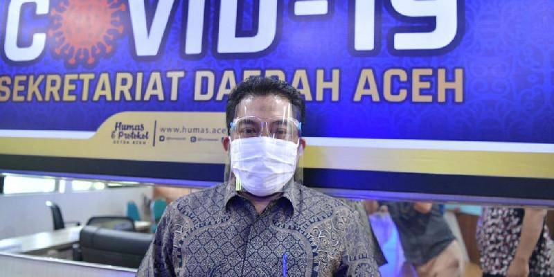 Berlanjut Lagi Aksi Donor Darah ASN Pemerintah Aceh, Total Terkumpul 5.648 Kantong