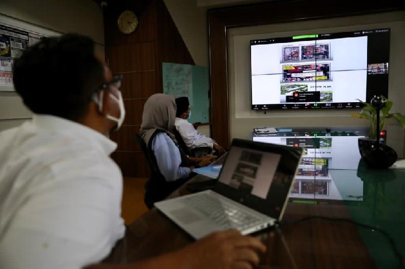 Pemerintah Aceh Canangkan Gerakan Masker Anak Sekolah