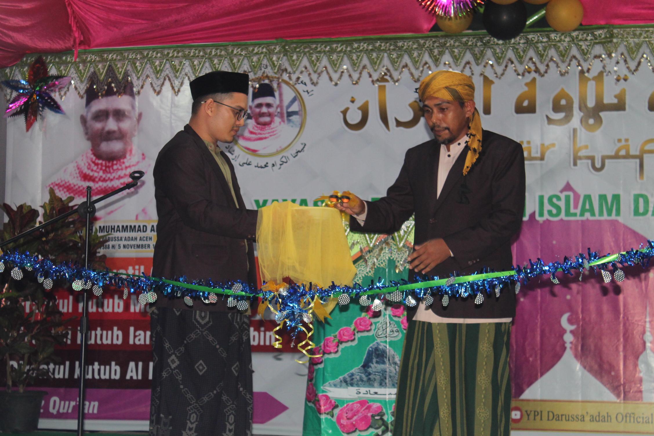 Darussa'adah Aceh Pusat Buka Musabaqah, 130 Peserta Akan Meriahkan Acara MTQ