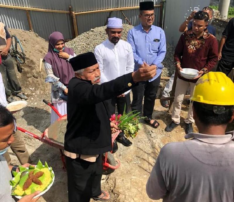 IPPAT Apresiasi Iskandar DPRA Bangun Asrama Baru untuk IKAPA