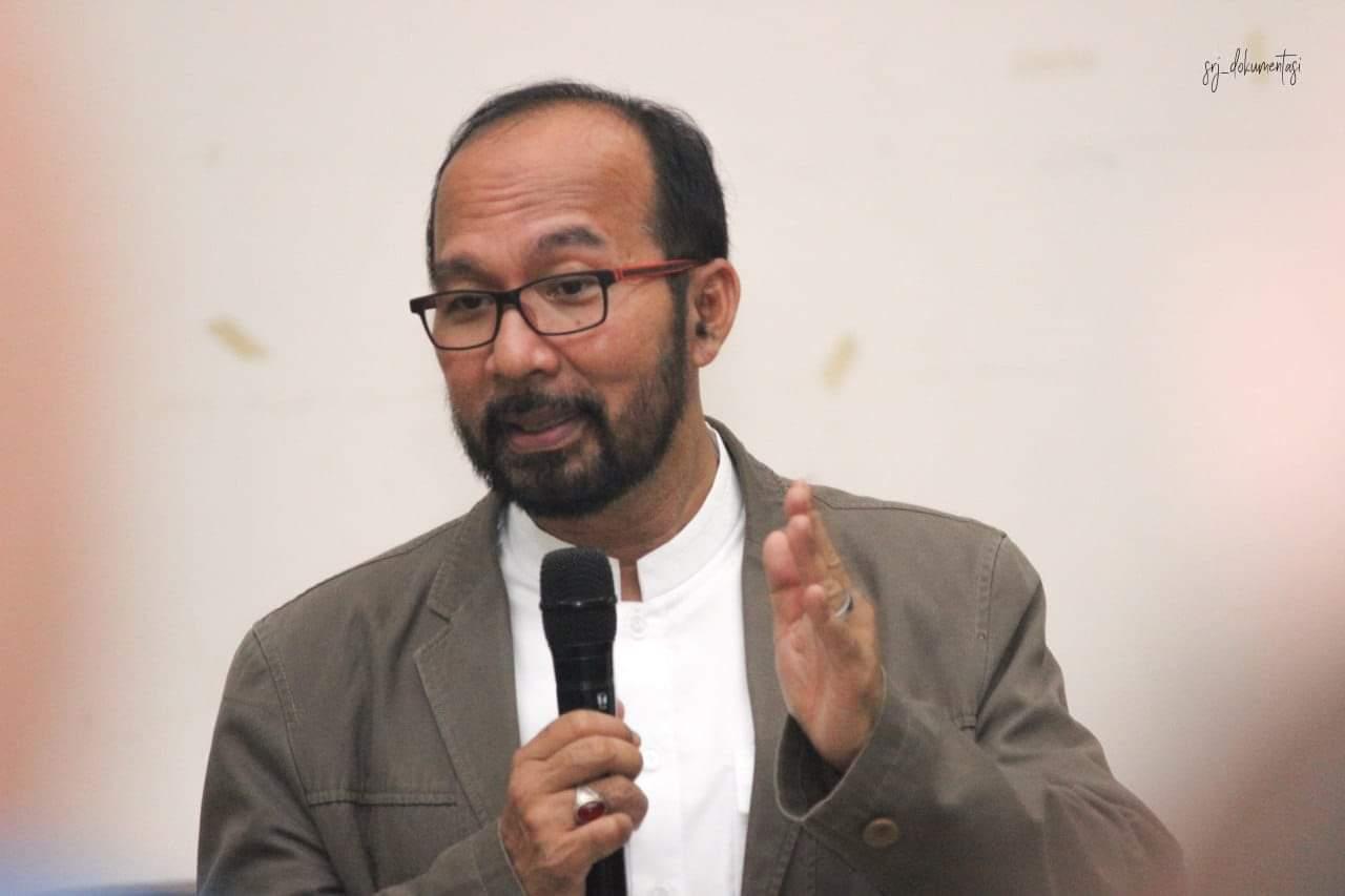 Hari Guru Nasional, Prof Syamsul Rijal Sampaikan 3 Bahan Refleksi