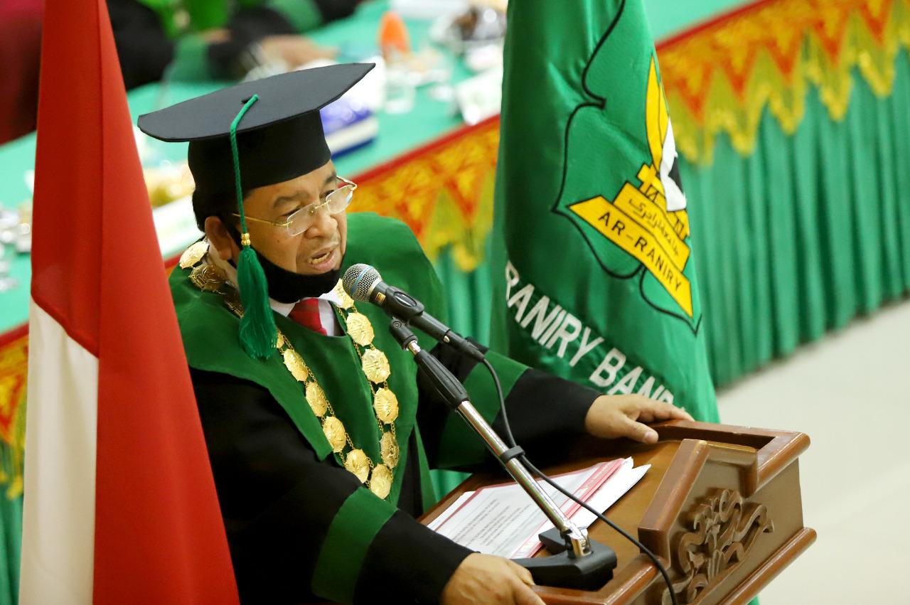 Rektor UIN Ar-Raniry Usul Dibentuk Komisi Perlindungan Guru Indonesia