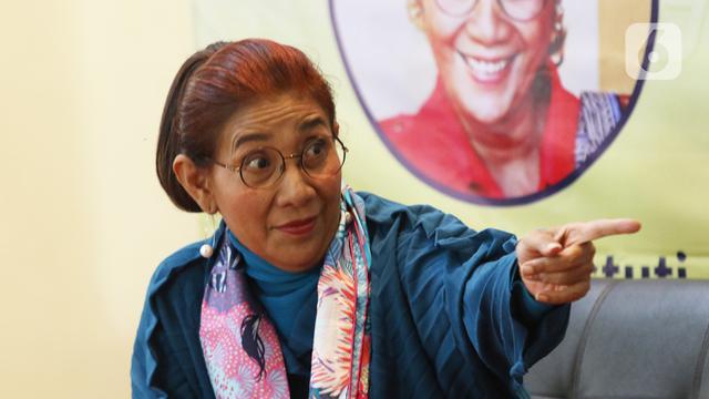 Usai Edhy Prabowo Ditangkap, Susi Pudjiastuti Didoakan Jadi Menteri KKP