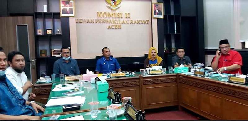 UU Minerba Baru Tidak Berlaku Untuk Aceh