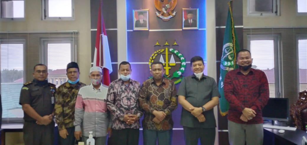 Fakultas Hukum Unimal Bangun Kerjasama dengan 4 Instansi Penegak Hukum di Aceh