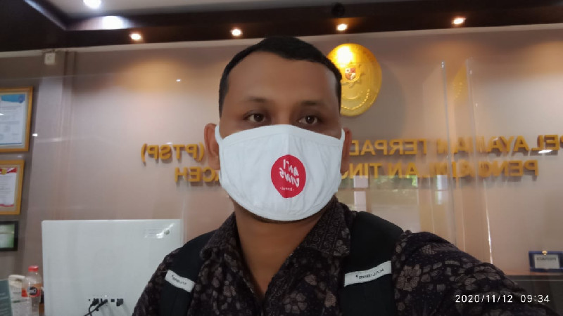Pelapor Ketua PN, Panitera Blangpidie dan Tapaktuan Diperiksa