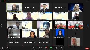 Mahasiswa Fisip Unhas Gelar Konferensi Internasional Bahas Dampak Covid-19