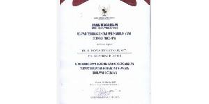 Perpusnas Anugerahkan Penghargaan Kepada Gubernur Aceh