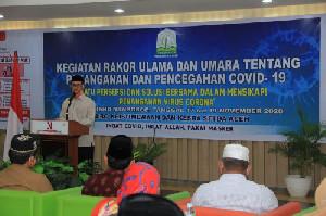 Ulama Aceh Sepakat Masjid Jadi Pusat Edukasi Bahaya Covid-19