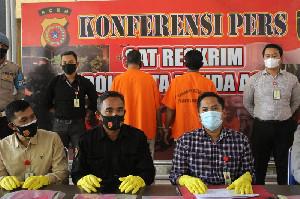APBG Diselewengkan, Mantan Aparatur Gampong Asal Aceh Besar Ditangkap