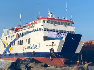 Gubernur Aceh Luncurkan Kapal Aceh Hebat 3, Layani Rute Singkil-Pulau Banyak