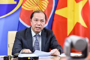 Vietnam Tekankan ASEAN Tidak Terseret dalam Konflik AS-China