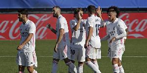 Real Madrid Pimpin Klasemen Liga Spanyol
