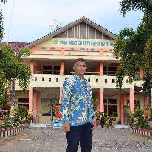 Ulang Tahun, Rektor Unimal Unggah Kunjungan ke SMA-nya di Tapaktuan