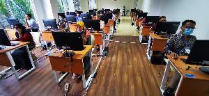 Panitia Seleksi KPIA Laksanakan Ujian Kompetensi 72  Calon Komisioner di Unsyiah