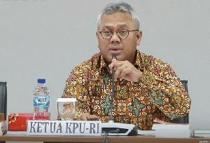 Ketua KPU: Pilkada Serentak 2020 Pastikan Protokol Kesehatan