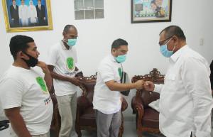 Pemuda Aceh Kota Medan Berikan Dukungan Pasangan Akhyar-Salman