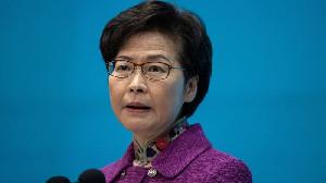 Pemimpin Eksekutif Hong Kong Tidak Memiliki Rekening Bank Pasca Kena Sanksi AS