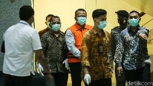Penampungan Uang Suap Edhy Prabowo Capai  Rp 9,8 M