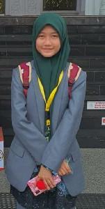 Luthfia  Gadis Cilik Dari Simeulue  Mewakili Aceh ke MTQ Nasional