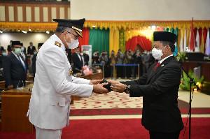 Nova Iriansyah Dilantik Jadi Gubernur Aceh dan Sejumlah Harapan