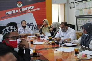 Panwaslih Kota Banda Aceh Awasi Pemutakhiran Data Pemilih Berkelanjutan